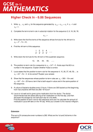 gcse foundation revision 2 1 rational numbers and reciprocals