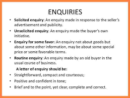 examples of inquiry letters for business 7 enquiry letter example bussines proposal 2017