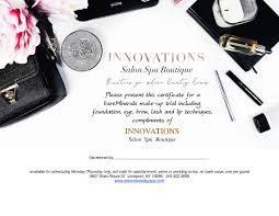Eyelash Extensions Syracuse Ny Donations U2013 Innovations Beauty Spa Boutique