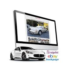 classified ad posting used car dealer website system features