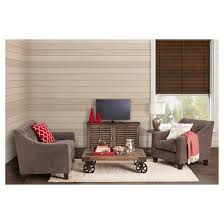Beige Tufted Sofa by Felton Tufted Loveseat Threshold Target