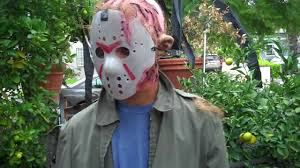 halloween tutorial how to make a jason voorhees mask part 2 youtube