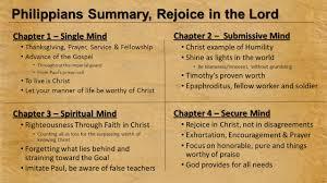 baptist church summer 2015 lesson 13 philippians summary
