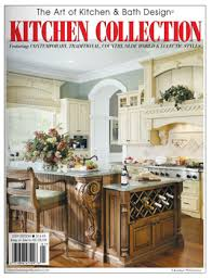 the kitchen collection inc kitchens magazine media kit info
