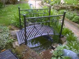 small garden bridge small ornamental bridge greens home and garden