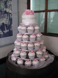 Best 25 Cupcake Wedding Cakes Ideas On Pinterest Wedding