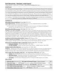 Sample Resume For Lawyers by Legal Research Assistant Resume Resume For Your Job Application