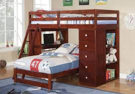 Bunk Bed With Desk And Dresser Loft Bed With Desk