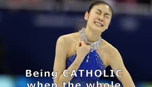 Figure Skating Memes - yuna kim taught me how to pray holy smack