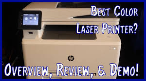 the best black friday deals on color laser printers hp color laserjet pro m277dw overview review and demo best