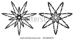 lion fish tattoo style stock vector 328166312 shutterstock
