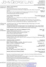 Political Science Resume Sample by Political Science Internship Resume Latest Resume Format