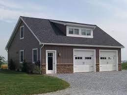 garages with apartments garage builders apartment addition chester county pa