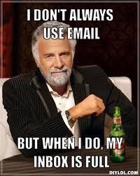 Inbox Meme - inbox full orbis solutions inc