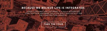 jonas construction management software solutions