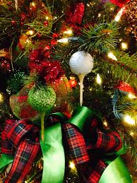 golf theme 2013 christmas tree elegance gifts for my golfer