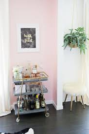 Dining Room Accent Wall by Best 25 Pink Accent Walls Ideas On Pinterest Pink Accents Pink