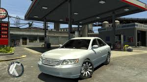 2008 hyundai azera information and photos zombiedrive