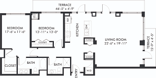 Floor Plans Penthouse Style Executive Floor Plans Genesee