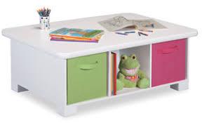 Kids Activity Table With Storage Everything Has Its Place Orlando Magazine February 2012