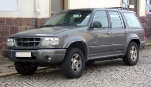 Ford Explorer 1993 - 福特探险者 维基百科 自由的百科全书