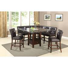 White Marble Dining Tables Black Marble Dining Table Set U2013 Zagons Co