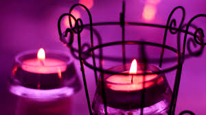 christmas candle light bokeh lights stock video footage videoblocks