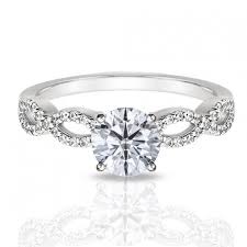 solitare ring blooming solitaire ring jacknjewel