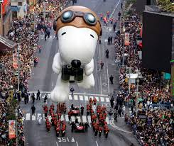 seattle thanksgiving day parade by ken levine the macy u0027s parade