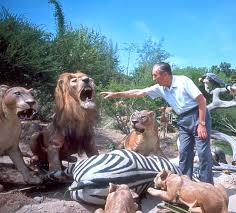 1964 photos walt disney and the jungle cruise at disneyland park
