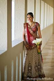 hindu wedding dress for portraits in cancun mexico destination indian wedding by