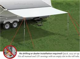 Bag Awning For Pop Up Camper Carefree Of Colorado 241200 Universal 8 Foot Awning Canopy