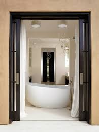 Bathroom Pocket Doors Bathroom Pocket Door Bathroom Modern With Egg Shaped Bath Egg