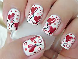 33 valentine u0027s day nail art designs season of love just got nailed