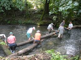 cumberland valley trout unlimited is giving the run in boiling