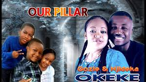 prince gozie princess njideka okeke our pillar gospel