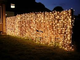 lights on wall with pictures fabulous fairy lights for impressive garden decorating ideas with