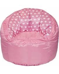 spooktacular savings on heritage kids pink hearts toddler bean bag