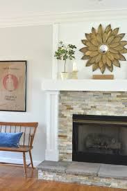 decor brick fireplace makeover winsome fireplace makeover over