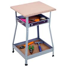 harbor freight welding table adjustable height heavy duty workstation