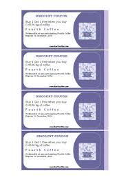 coupon template free word exol gbabogados co