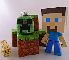 how to make minecraft glitter ornaments krysanthe
