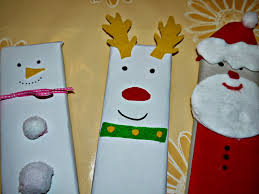 christmas crafts using chocolate bars christmas treats snowman