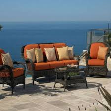 Outdoor Furniture Augusta Ga by Replacement Wicker Cushions Carolina Pottery