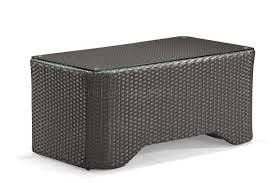 Modern Outdoor Loveseat White Modern 4pc Outdoor Loveseat 2 Chairs U0026 Table Set