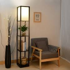 Standing Lamp With Shelves by Aliexpress Com Buy Shelf Floor Lamp Living Room In The Bedroom