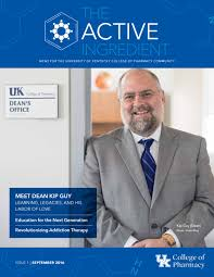 Walgreens Pharmacy Manager Salary The Active Ingredient September 2016 By University Of Kentucky