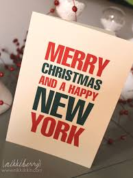 merry and a happy new york