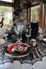 Halloween Dinner Party Ideas Dinner Party On Pinterest Parties Table Settings And Summer Loversiq