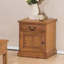 light wood end tables oak end tables side tables hayneedle